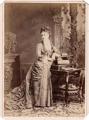 Adelina Patti by Bergamasco (4)