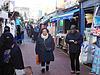Folk in a market