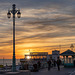 Brighton - sunset