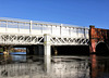 Shrewsbury rail bridge