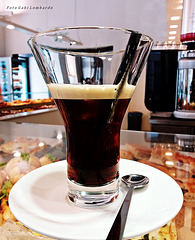 cold summer coffee