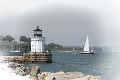 Bug Lighthouse, Portland, ME