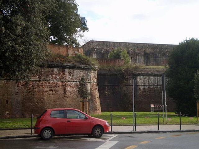 Saint Gall Fortress.