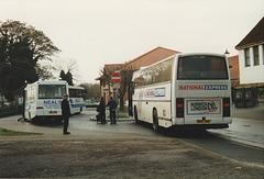 King Street, Mildenhall - Nov 1995