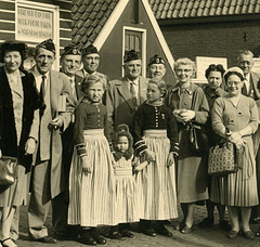 Souvenir Photo from Volendam (Cropped)