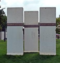Gedenken an die Teilung von Deutschland