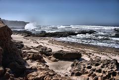 Beach of Douira