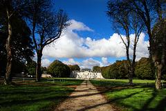 Le château privé de Chevilly ( 45 )