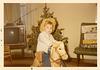 Cowboy Kid Riding a Mustang, Christmas 1969