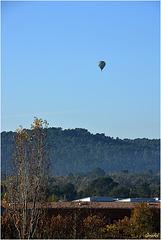 Balloon in the Sky !