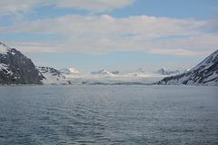 Svalbard, Hornsund-fjord