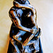 Der Kuss von Rodin - 1889