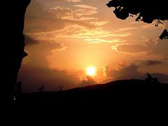 Toskana Sunset 1. ©UdoSm
