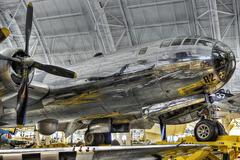 Enola Gay – Smithsonian National Air and Space Museum, Steven F. Udvar-Hazy Center, Chantilly, Virginia