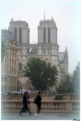 En hommage à ND de Paris