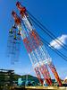 Heavy lift crane, DSME