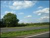 Oxfordshire roadscape