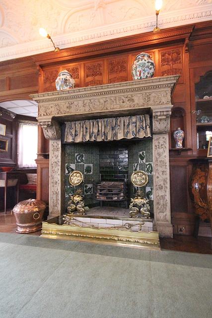 Wightwick Manor, Wolverhampton, West Midlands