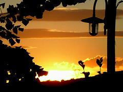Toskana Sunset 2. ©UdoSm