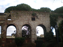 Wall of the New Citadel.