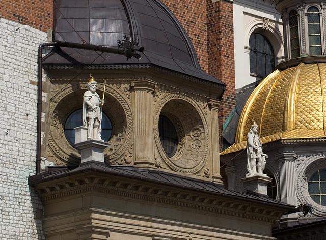 Poland, Krakow Wawel Cathedral (#2396)