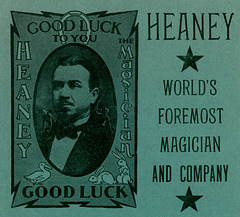 Heaney the Magician
