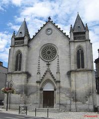 Eglise SainT-Jacques à COGNAC