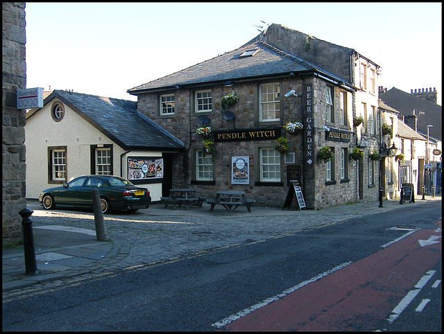 Pendle Witch at Lancaster