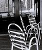 zebra chairs