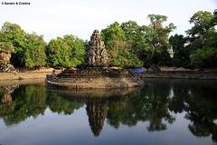 Cambogia - Neak Pean Temple