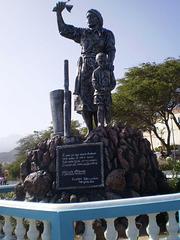 Memaia Monument.
