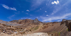 Cold Desert India..................