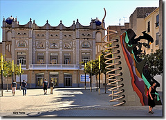 Teatre Jardí - Figueras - Girona
