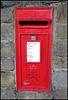 Bowerham Road wall box