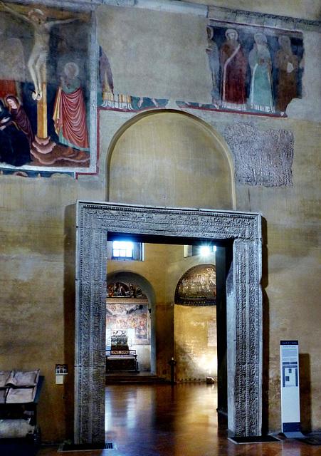 Milan - Basilica di San Lorenzo