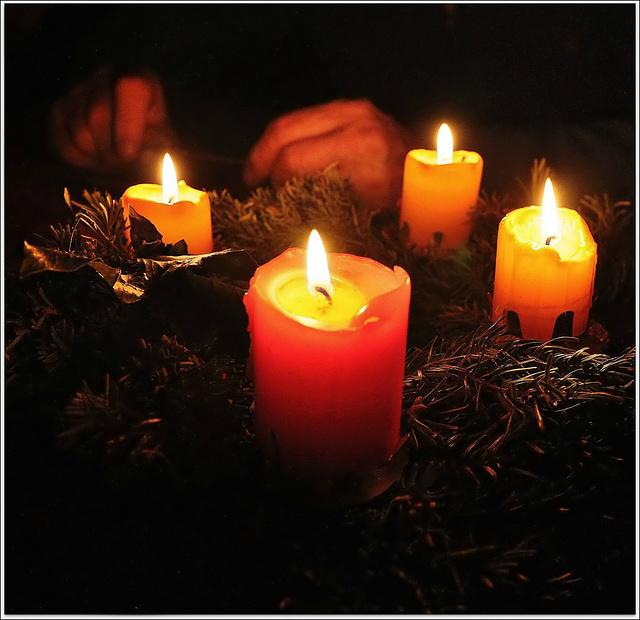 Christmas Eve Prayer.