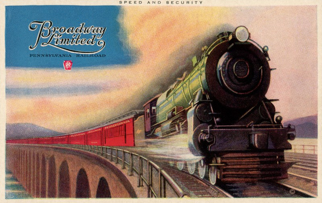 Broadway Limited, Pennsylvania Railroad