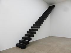 Treppe aus Lautspechern