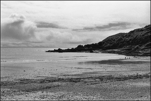 Pwll Du bay, Gower.