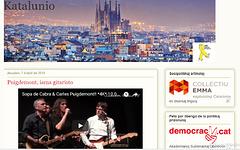 Pri Katalunio en Esperanto