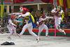 Danse rituelle, Monastère de Shechen (Boudhanath, Kathmandu, Népal)