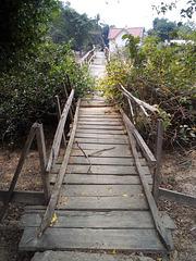 Petit pont hasardeux (1)