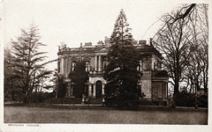 Brough Hall, East Riding of Yorkshire (Demolished)