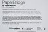 Paper Bridge Info