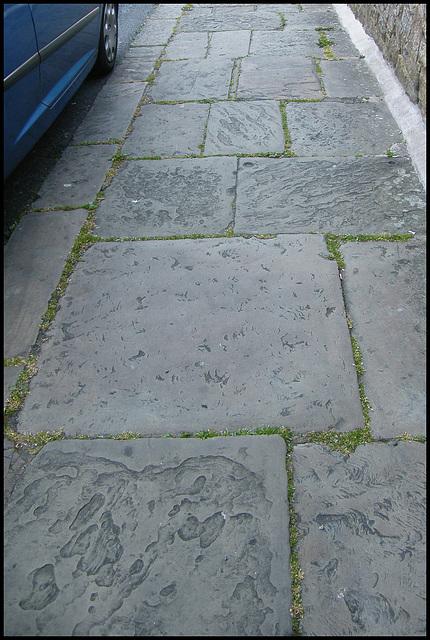 Lancaster flagstones