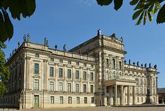 Barockschloss Ludwigslust (Laternenfiguren siehe PiPs)