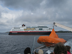 Fahrt zum Svartisen-Gletscher mit MS Alba