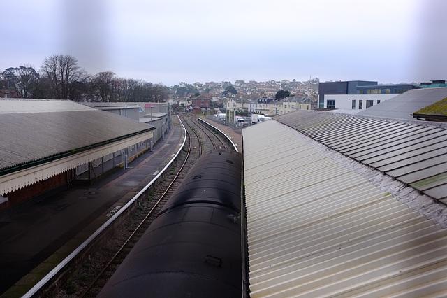 Paignton Railway Station
