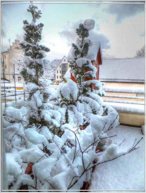 Winter im Allgäu... ©UdoSm