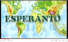 Esperanto estas lingvo kun multaj trajtoj